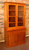 Buffet Cabinet with Hutch